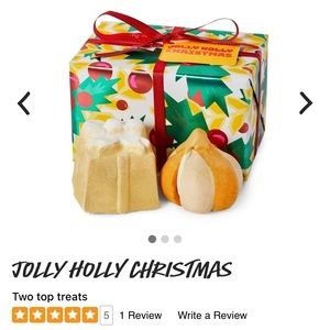 Lush Jolly Holly Holiday Box